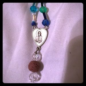 Jewelry - St. Diffuser Necklace